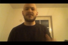 Poetry Slammer Lukas Kunkel aus Aschaffenburg