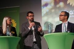 Grüner Landrat aus Mitenberg: Jens-Maco Scherf