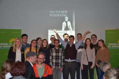 Grüne Jugend mit Robert Habeck