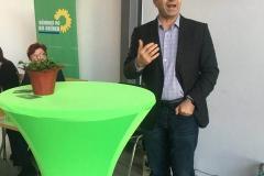 Gemeinsamer Landratskandidat von Grüne und SPD: Öczan Pancarci
