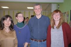 Die Mömbriser Grünen mit Christian Zwanzinger