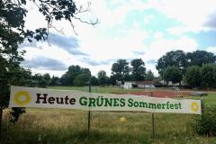 Grünes Sommerfest