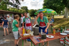 Kahler Grill-Team Stephan und Volker