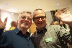 Hans-Dieter aus Kahl mit Olav