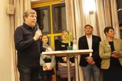 Volker Goll, Bezirks- und Kreissprecher