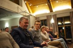 OB-Kandidat Stefan Wagener mit Tim Höfler aus Alzenau