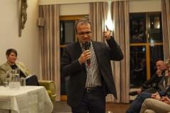 Özcan Pancarci, Landratskandidat von Grüne und SPD
