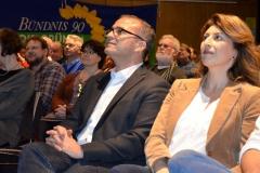 Özcan Pancarci mit Ehefrau