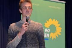 Tim Höfler ist - wie Volker - auch im Bezirksvorstand