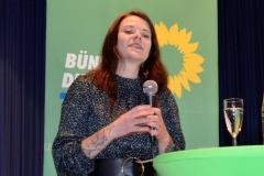 Madleen Lörzel, stellvertretende Kreisspecherin, ...