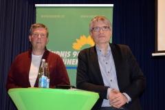 Volker Goll und Sven Giegold