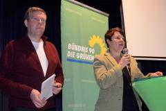 Begrüßung durch Volker Goll und Babara Hofmann (unser Kreissprecher-Duo)