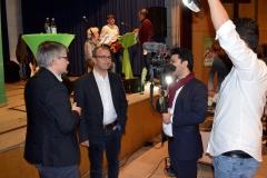 Özcan Pancarci beim Interview