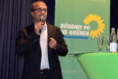 Landratskandidat von Grüne+SPD:  Özcan Pancarci
