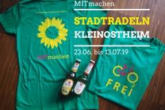 Sharepic-Stadtradeln-Shirts