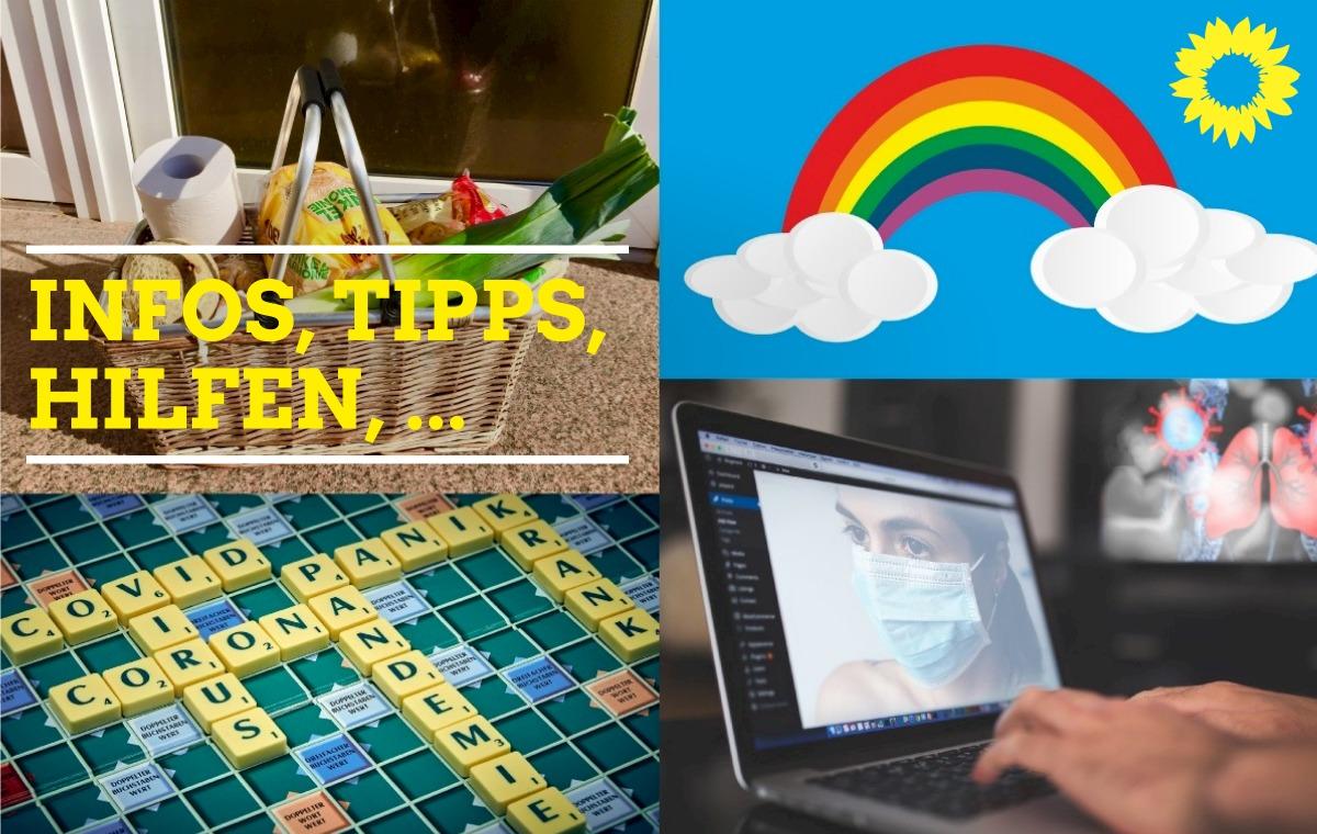 Corona-Zeit: Infos, Tipps, Hilfen